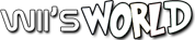 Wii's World logo