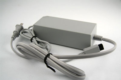 Wii mains cable