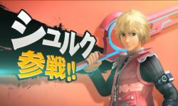 Xenoblade's Shulk Officially Confirmed in Super Smash Bros.