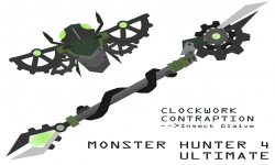 Weapon Design Contest winner for Monster Hunter 4 Ultimate US announced!