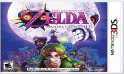 Majora's Mask 3D Collector's Edition Contains Skull Kid Figurine
