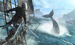 Assassin's Creed IV developer video