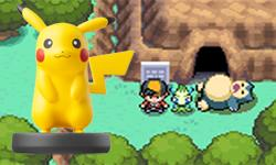 Game Freak Exploring Amiibo Functionality