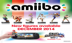 Second Amiibo Wave Incoming, More Game Compatibility