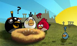 Angry Birds achievement might take 300 hours