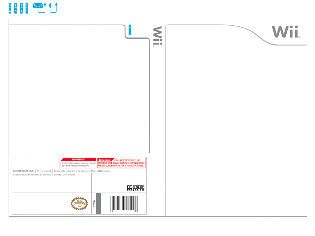 Free Download Program Wii Game Box Template Cambackup