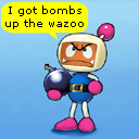 Bomberman WiiWare 8 player Wi-Fi