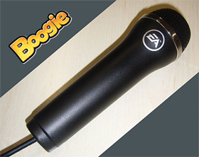 Boogie microphone