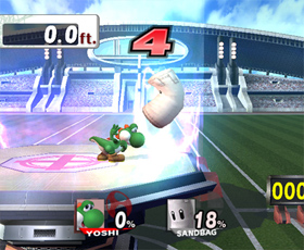 how to beat home run mode melee