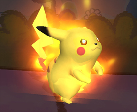 Pikachu s Volt Tackle