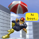 Captain Falcon's SSBB moves