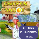 Chicken Shoot appears