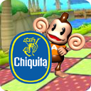 Chiquita plays Monkey Ball