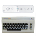Commodore 64 games on Wii