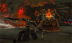 Darksiders II DLC: The Demon Lord Belial
