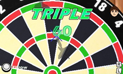 Darts Up 3D announced