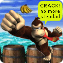 Donkey Kong in Punch-Out