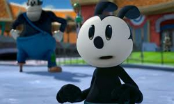 Epic Mickey 2: A look at Oswald