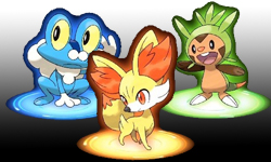 Legendary Pokemon names in X&Y confirmed