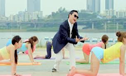 Gangnam Style in Just Dance 4