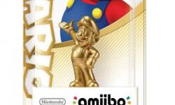 Gold Mario Amiibo is a Wal-Mart Exclusive