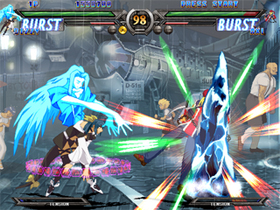 Guilty Gear XX Accent Core Screenshot4