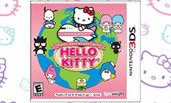 Travel the World With Hello Kitty for Half Price