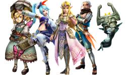 Hyrule Warriors is Full of Girl Power