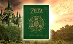 Hyrule Historia is the best selling book in the US