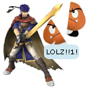 Ike in Super Smash Bros Brawl