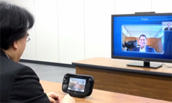 Wii U Chat and WaraWara Plaza video