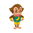 New ape in Super Monkey Ball