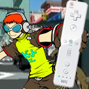 Jet Set Radio on Wii