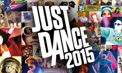 Just Dance 2015 tracks