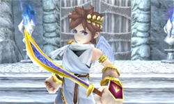 Multiplayer modes in Kid Icarus 3DS