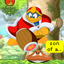 King Dedede shows up in Brawl