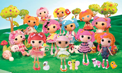 Lalaloopsy for 3DS and DS