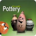 Let's Create Pottery next month