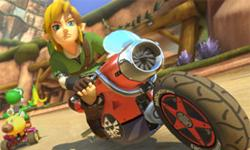 Mario Kart 8 DLC adds Link, Animal Crossing and More