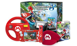 Mario Kart 8 Wii U Premium Bundle Announced