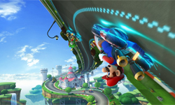 First Mario Kart 8 ads appear