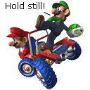 Text chat in Mario Kart Wii