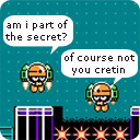 Mega Man 9 secret unfound