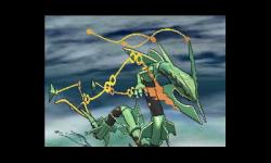 Mega Rayquaza revealed for Pokemon Omega Ruby and Alpha Sapphire
