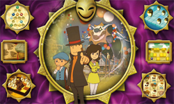 Prof Layton's Miracle Mask due in Oct