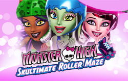 Monster High: Skultimate Roller Maze review