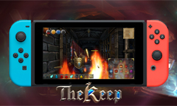 The Keep out now on Switch