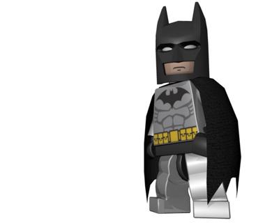 lego batman characters. LEGO Batman character art