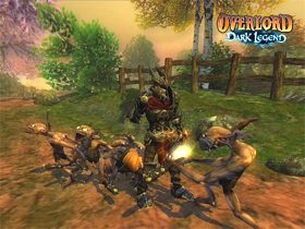 Overlord Game On Wii