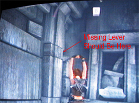 Tomb Raider Underworld Wii Glitch